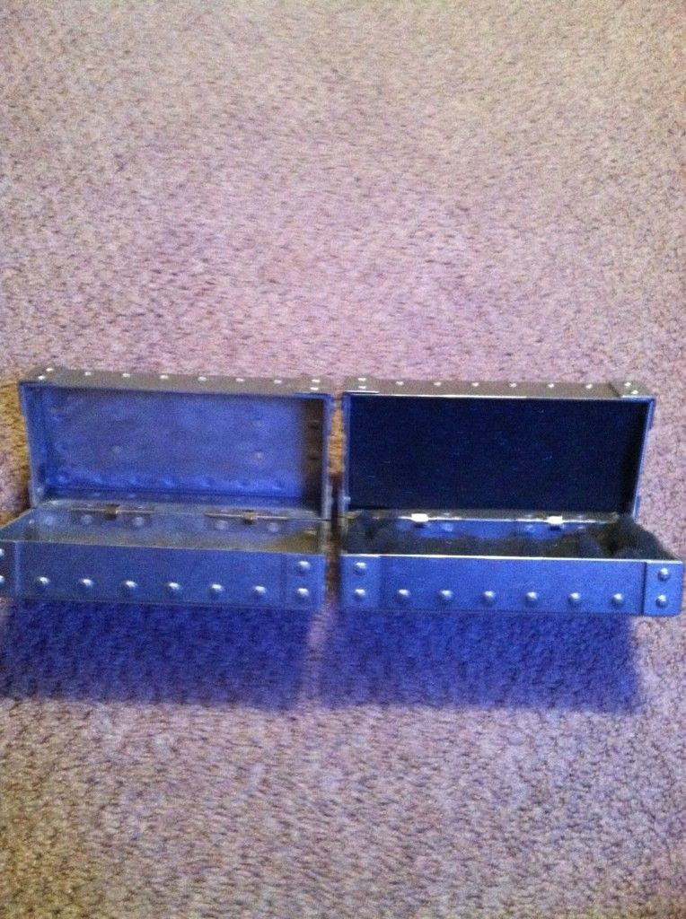 For Sale: Two Oakley Original Aluminum Vaults - f7f55985.jpg