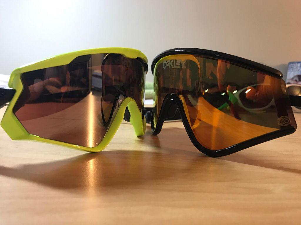 Oakley Wind Jacket 2.0 vs. Eyeshade 2.0