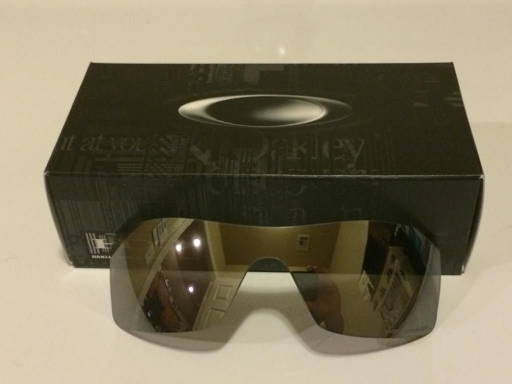 c956f62fe6112 For Sale BRAND NEW Authentic Batwolf Chrome Iridium Polarized Replacement  Lens RARE!
