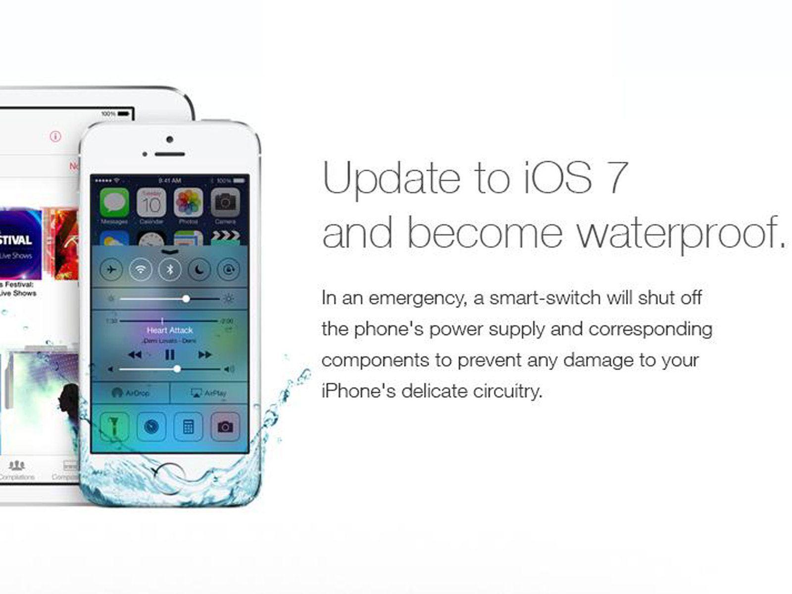 Hydrophobic treatment on iPhone? - fake-ad.jpg
