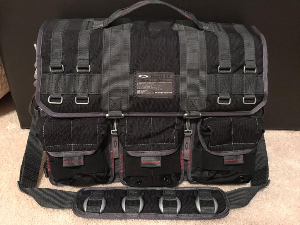 Sold Si Computer Bag Oakley Forum
