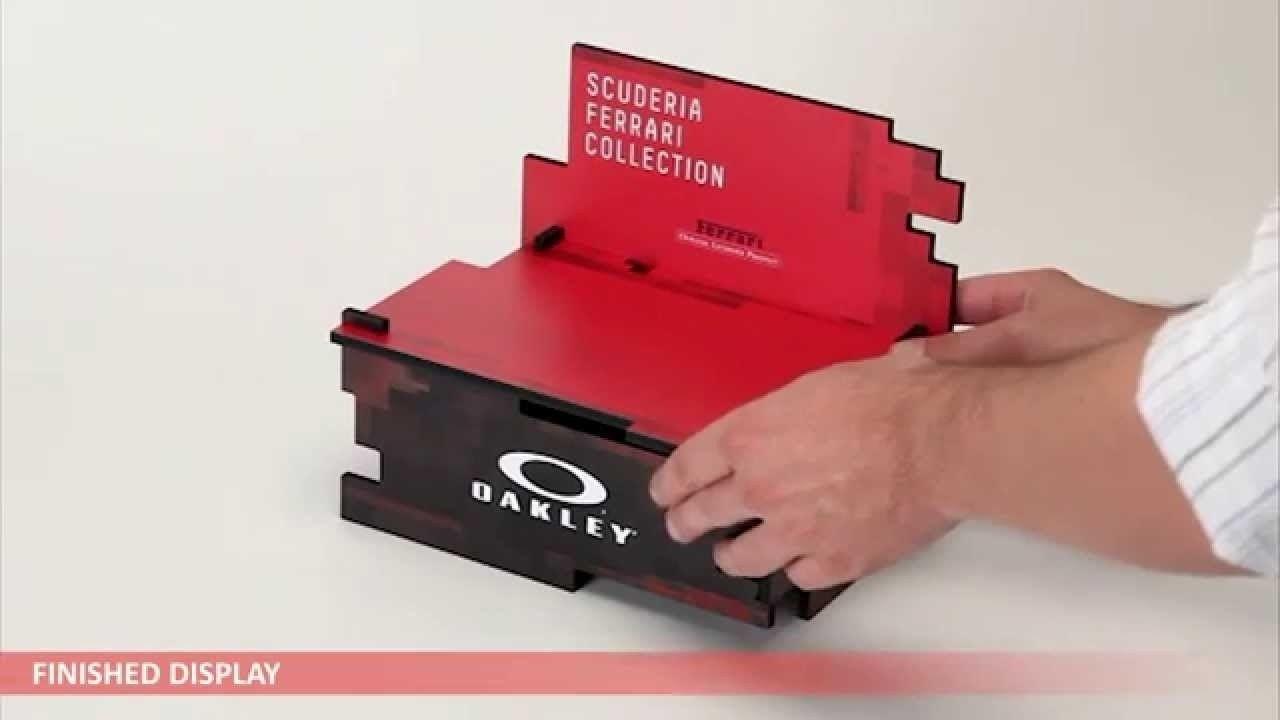 Ferrari Display Cube - Ferrari Cube.jpg