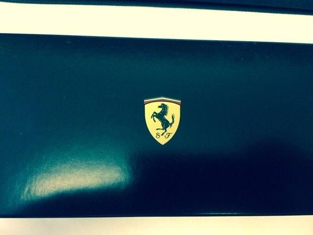Ferrari Tinfoil Carbon Polarized! Brand New never been worn, complete! - ferrari tinfoil 1.jpg