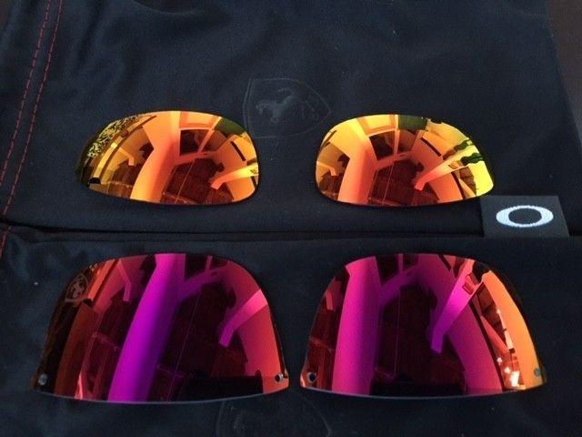 New Ferrari Carbon Blade Lenses Ruby Iridium Polarized (take outs) - FerrariRuby4.jpg