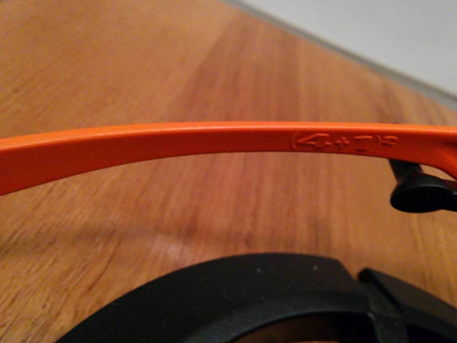 Safety Orange Cerakote Fives Squared/Grey Lens - fQOVsuQ.jpg