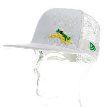 oakley jupiter frog hat