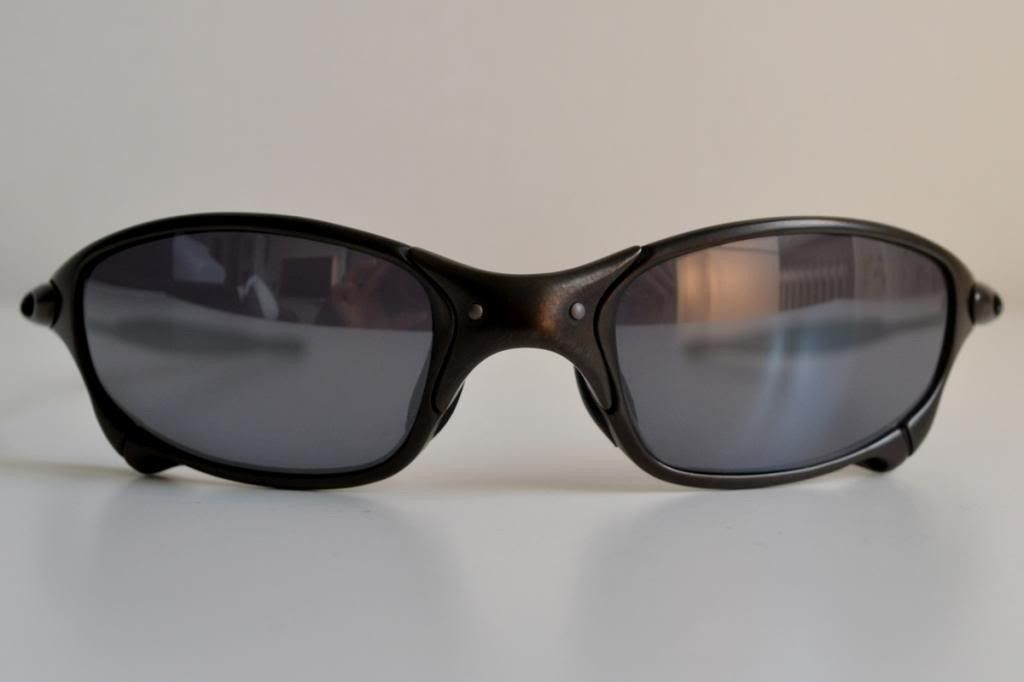 Just Bought A Pair Of Juliets. Good Deal? And Need Help Identify Frame/lenses - front_zps7b900c47.jpg