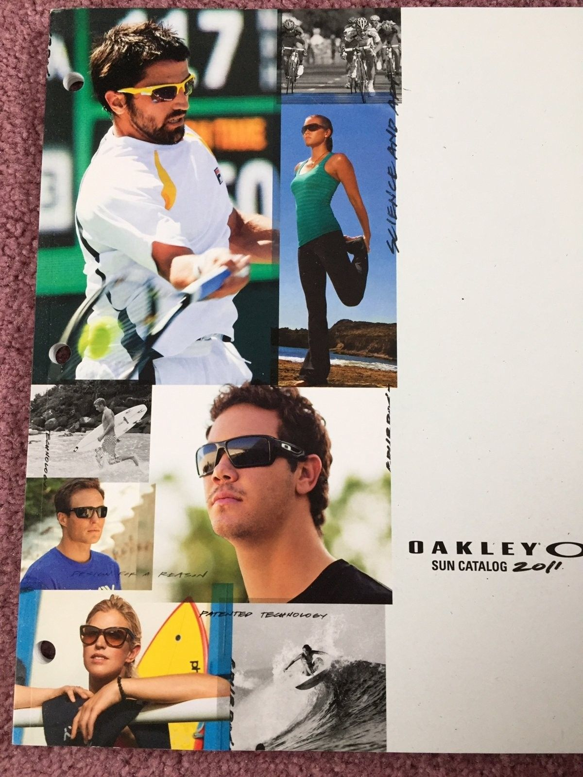 Oakley Catalogs, POP cards etc - FullSizeRender[20].jpg