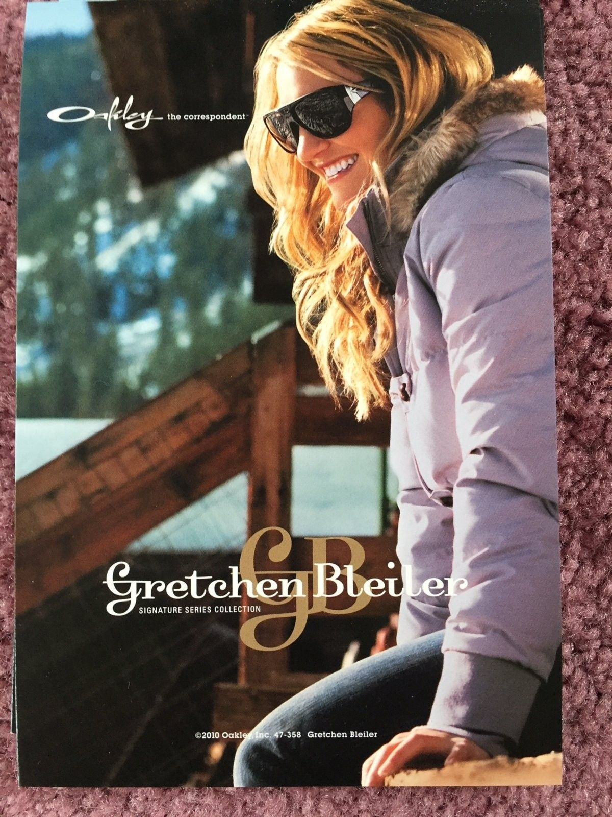 Oakley Catalogs, POP cards etc - FullSizeRender[22].jpg