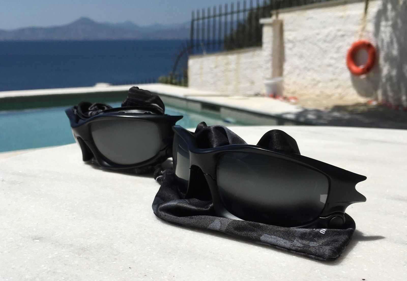Split/Wind Jackets with Dillon Matte Lenses (Rare) - FullSizeRender 4.jpg