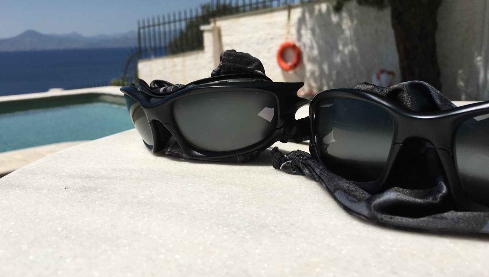 Split/Wind Jackets with Dillon Matte Lenses (Rare) - FullSizeRender 9.jpg