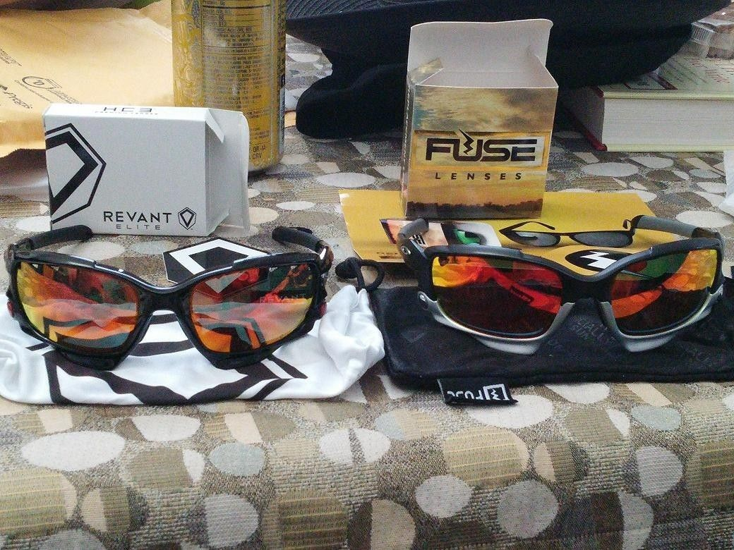 "Aftermarket firestorm: Revant HC3 Elite ""Fire Red"" and Fuse Fuse+ ""Blaze Mirror"" - fuse revant package.jpg"