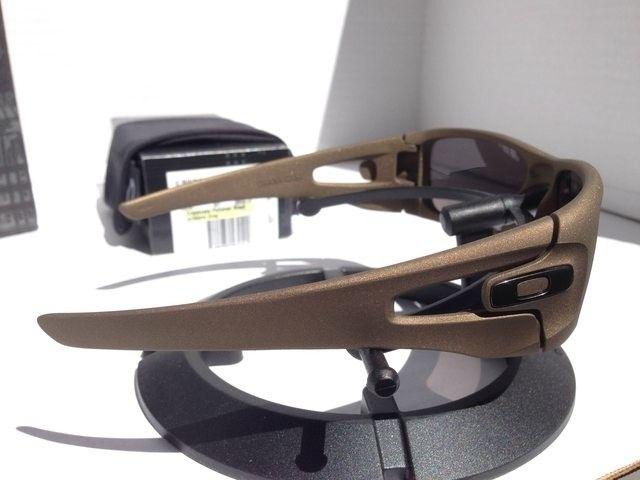 Cerakote Burnt Bronze Oakley Crankcase New $115 - FzIKDE4l.jpg
