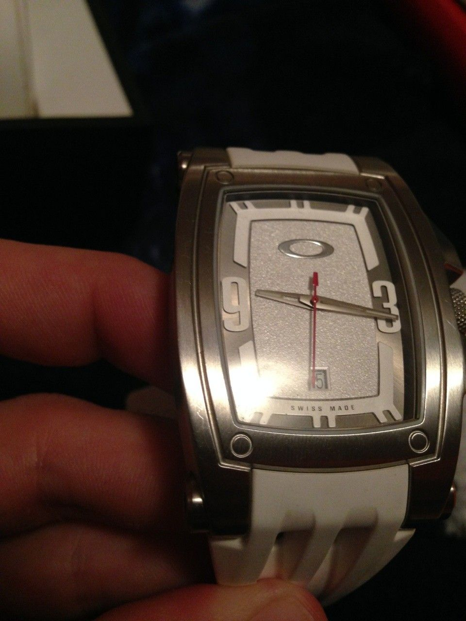 /WTS White Warrant Watch - g5iz.jpg