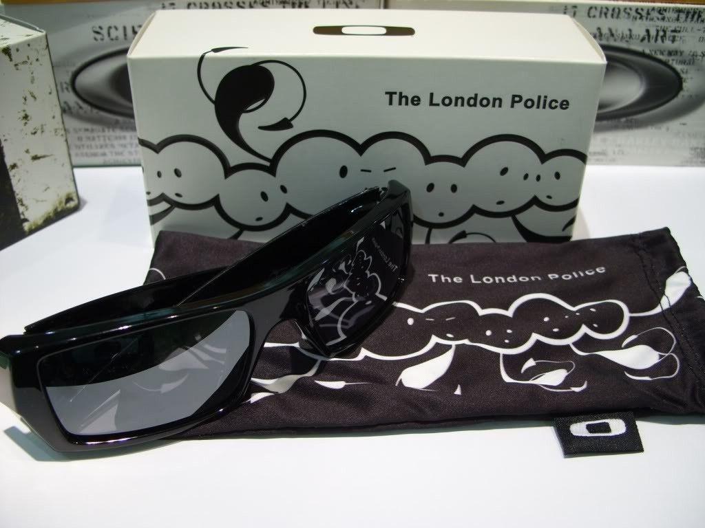 Sell :  Gascan The London Police - gclp1.jpg