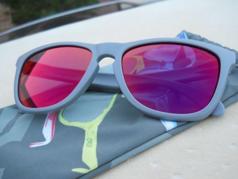 TRADED - Custom Matte Grey With Ruby Iridium - gkt6.jpg