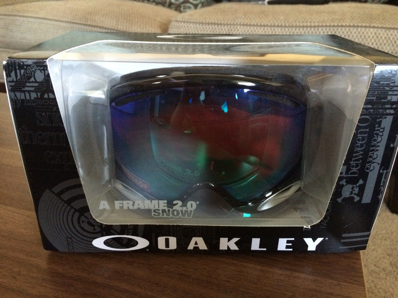 Bunker #241, Jade Prizm Goggles and Metal Card Case - Goggle 3.JPG