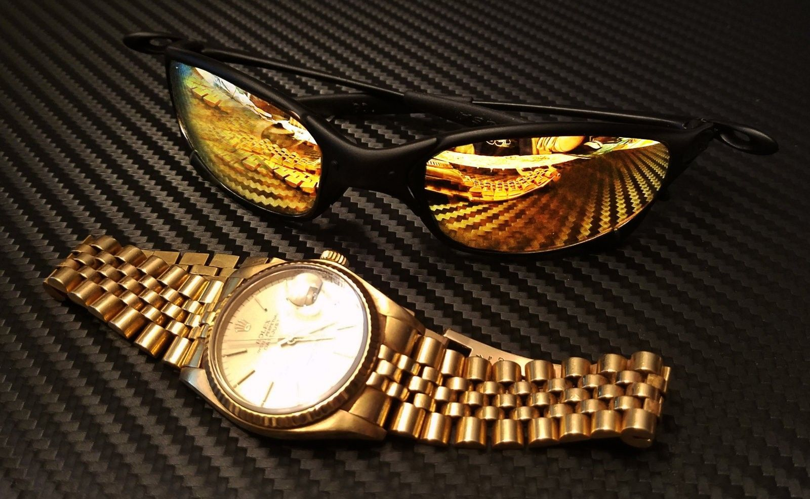 f29e5f8b7 Oakley Juliet 24k Gold | City of Kenmore, Washington