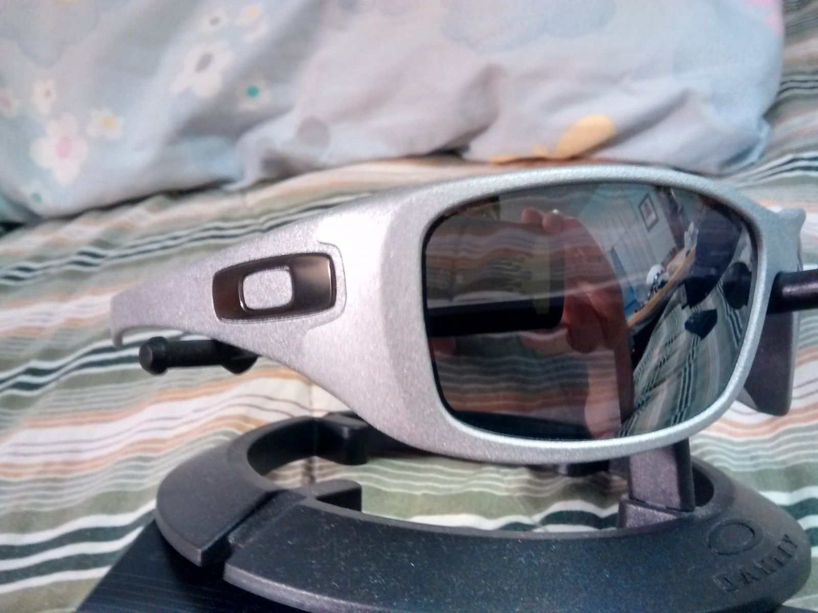 Cool As Ice! Custom Light Blue Metalic Cerakote Crankshaft - gQ217Yb.jpg