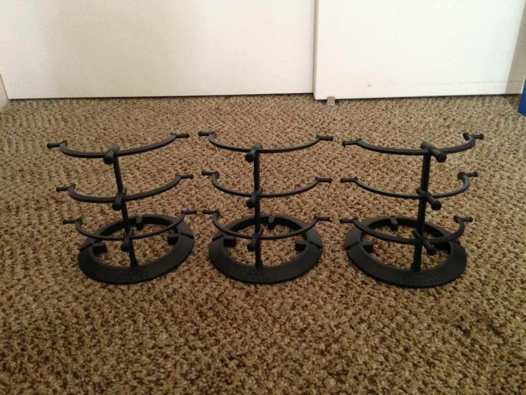 WTS: Triple Tier Plastic Stand - gydequra.jpg