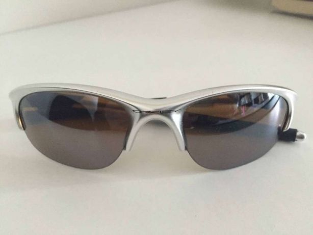 Are these half jacket titanium polarized  authentic? - half jacket.jpg