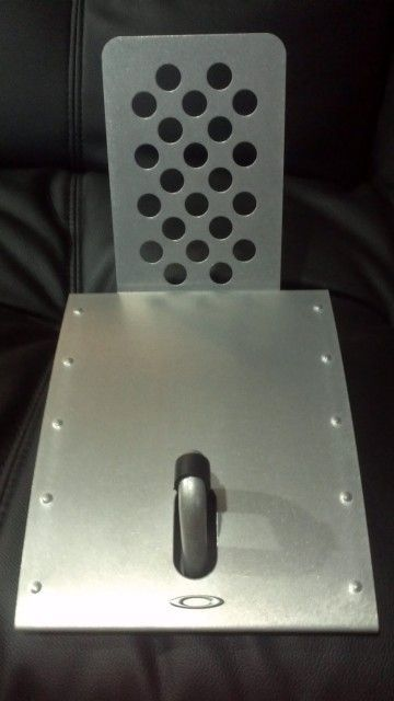 For Sale Oakley Aluminum Display Stand - hed4jcaluminumdisplay.jpg