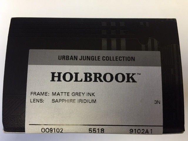 Urban Jungle Holbrook Matte Grey Ink with Sapphire Irdium - holbrook 1.jpg