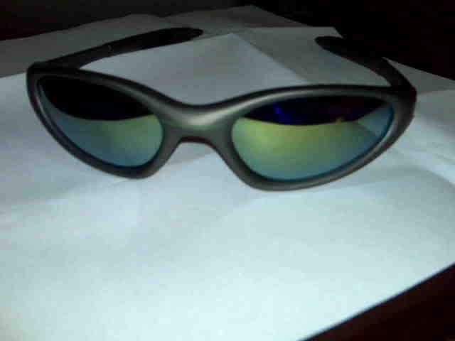 Minute Shades Gunmetal Grey W/ Green Iridium Lenses Sale Or Trade? - hs5nw1.jpg