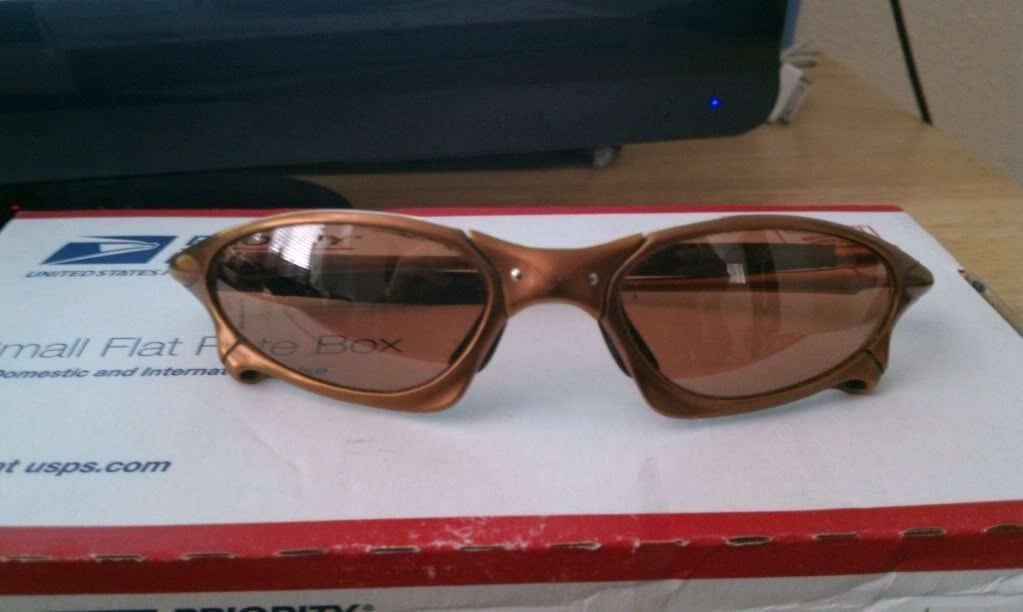 Oakley Penny Copper Sunglasses - IMAG0127.jpg