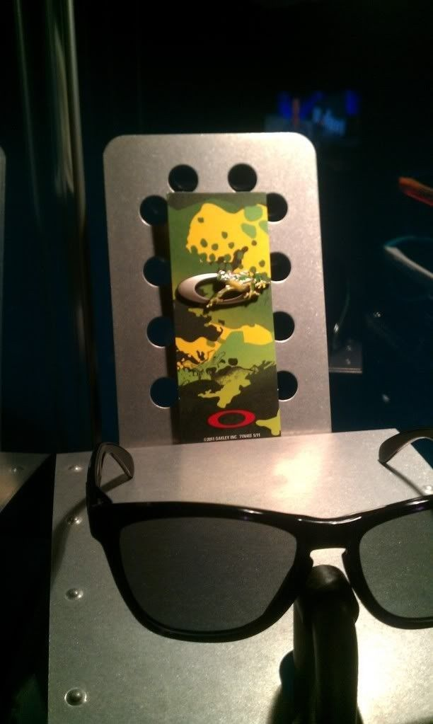May Not Be A Pair Of Glasses But Still A Cool Oakley Piece. - IMAG0161.jpg