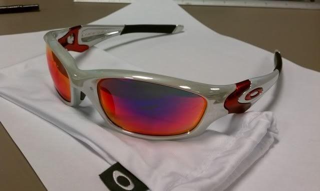 For Sale: Straight Jacket White Chrome Positive Red Iridium NEW - IMAG0472.jpg