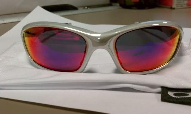 For Sale: Straight Jacket White Chrome Positive Red Iridium NEW - IMAG0474.jpg