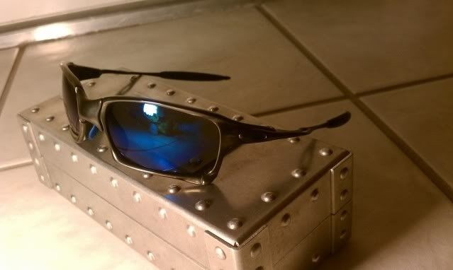X Squared Polished Carbon, Ice And Blue Rubber-Custom Build - IMAG0552.jpg