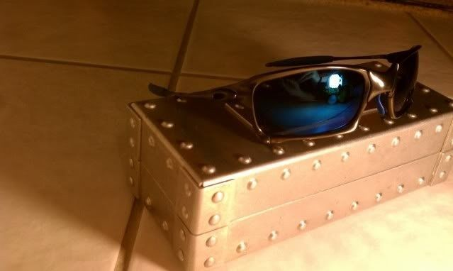 X Squared Polished Carbon, Ice And Blue Rubber-Custom Build - IMAG0553.jpg