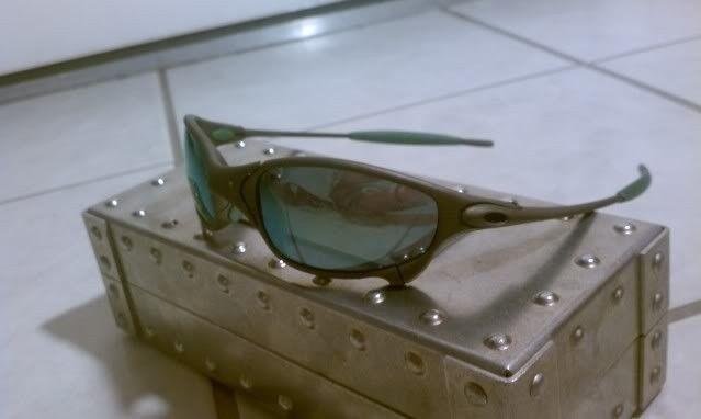 FS (or Trade For Pit Boss): Juliet X Metal Frame Emerald Lenses, EMERALD RUBBER - IMAG0560.jpg