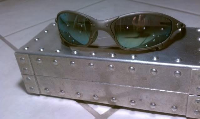 FS (or Trade For Pit Boss): Juliet X Metal Frame Emerald Lenses, EMERALD RUBBER - IMAG0562.jpg