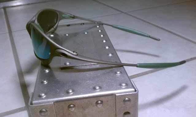 Juliet X Metal with Emerald and Green Rubber-It's Finally Here!!!!!! - IMAG0564.jpg