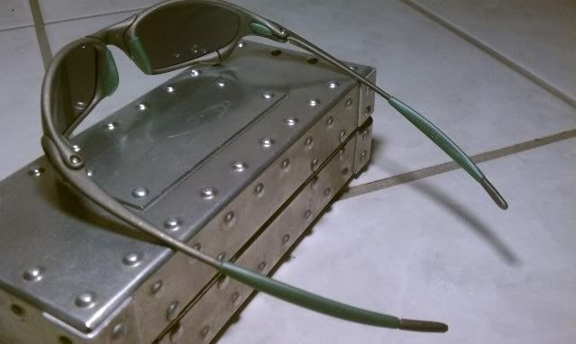 Juliet X Metal with Emerald and Green Rubber-It's Finally Here!!!!!! - IMAG0565.jpg
