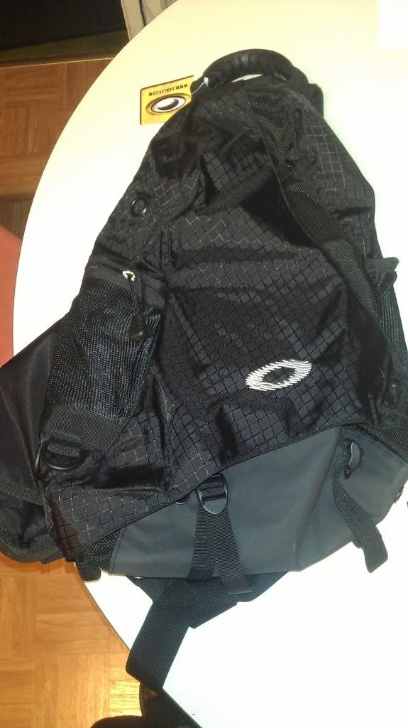 Oakley SandBag- Brand New With Tags! - IMAG0772_zpsc435a6d3.jpg
