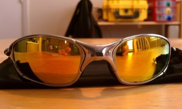 Juliet FIRE POLARIZED Lenses $65 Shipped OBO Discontinued Lens - IMAG0846.jpg