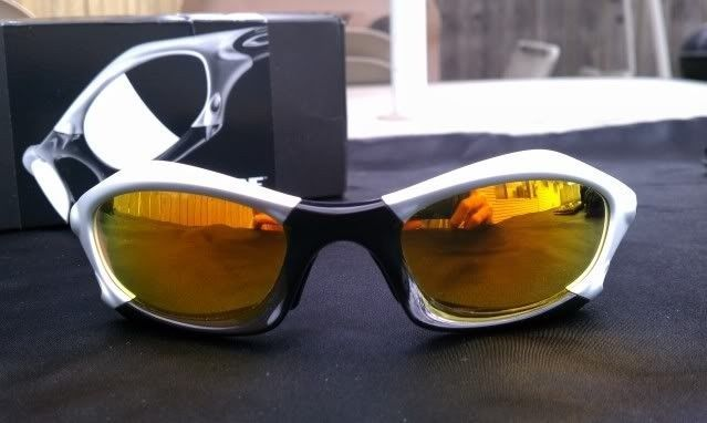 Oakley Splice FMJ 5.56/Polished Black With Fire COMPLETE, MINT - IMAG1111.jpg