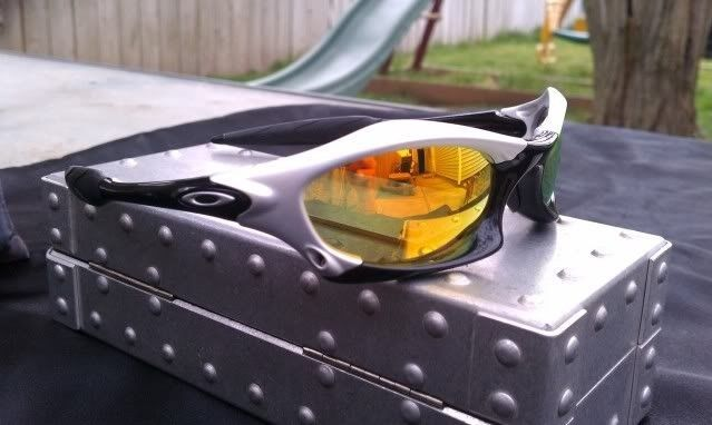 Oakley Splice FMJ 5.56/Polished Black With Fire COMPLETE, MINT - IMAG1114.jpg