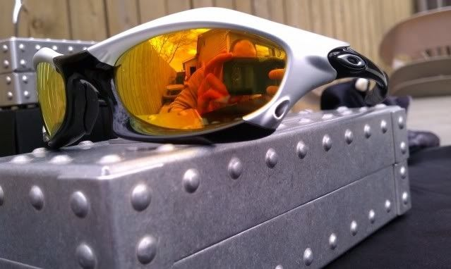 Oakley Splice FMJ 5.56/Polished Black With Fire COMPLETE, MINT - IMAG1116.jpg