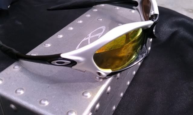 Oakley Splice FMJ 5.56/Polished Black With Fire COMPLETE, MINT - IMAG1124.jpg