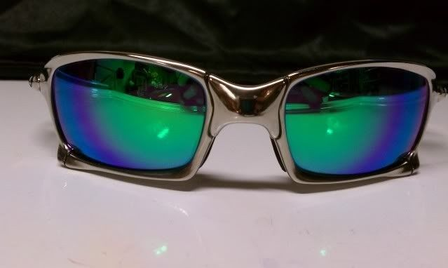 For Sale: Romeo 1 Lenses OEM Black; X Squared Lenses Linegear Greenjade (G26) - IMAG1170.jpg