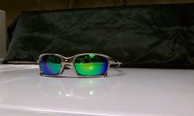 For Sale: Romeo 1 Lenses OEM Black; X Squared Lenses Linegear Greenjade (G26) - IMAG1171.jpg