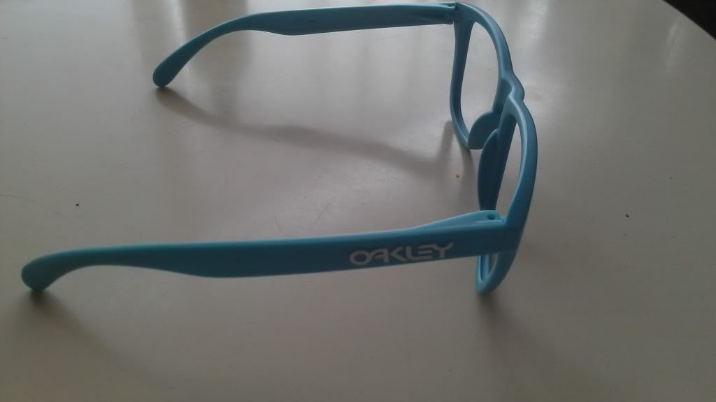 Limited FROGSKINS Matte Turquoise  (03-217)  Frame Only - IMAG1181_zpsaa31b482.jpg