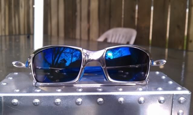 FS: X Squared Polished And Ice And OEM Blue Rubber-$355 - IMAG1250.jpg