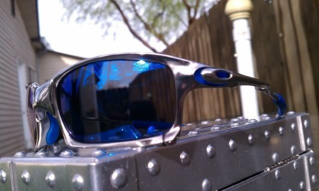 FS: X Squared Polished And Ice And OEM Blue Rubber-$355 - IMAG1257.jpg