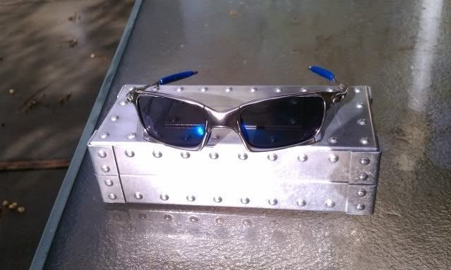 FS: X Squared Polished And Ice And OEM Blue Rubber-$355 - IMAG1260.jpg